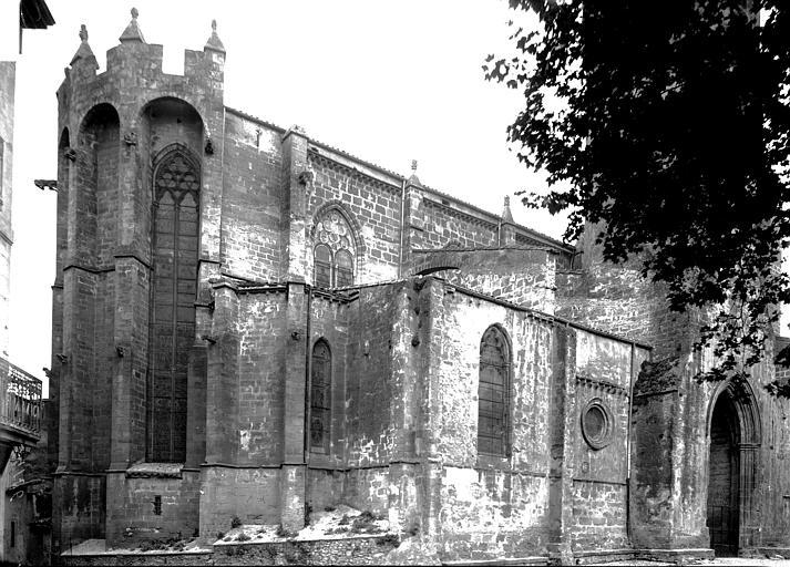 Eglise Saint-Paul Côté nord-est, Enlart, Camille (historien),