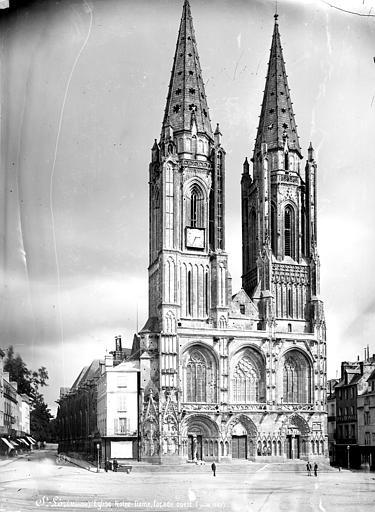 Eglise Notre-Dame Ensemble ouest, Mieusement, Médéric (photographe),