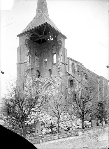 Eglise Saint-Lambert Ensemble sud-ouest, Queste, P. photographe),
