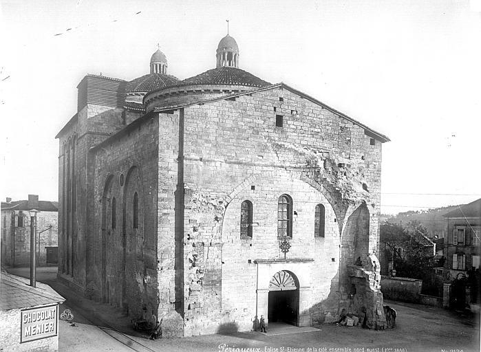Eglise Saint-Etienne-de-la-Cité Ensemble nord-ouest, Mieusement, Médéric (photographe),