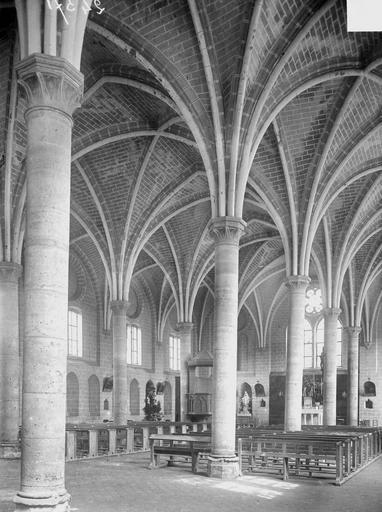 Abbaye (ancienne) Salles des morts, Heuzé, Y.,