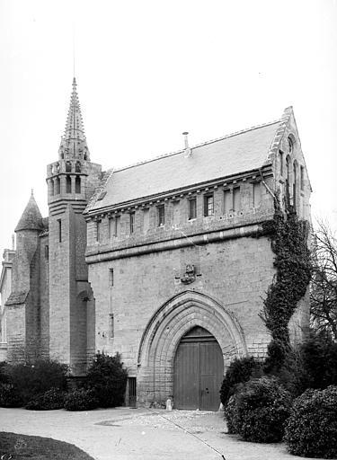 Abbaye de Marmoutier (ancienne) Façade d'entrée, Mieusement, Médéric (photographe),