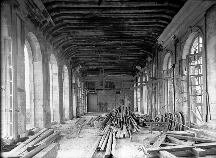 Evêché  (ancien) Salle de réception, intérieur, Service photographique,