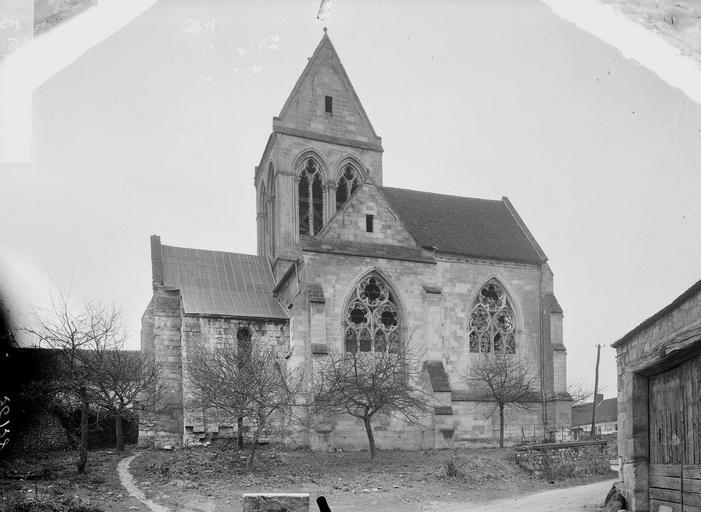 Eglise Ensemble est, Service photographique,