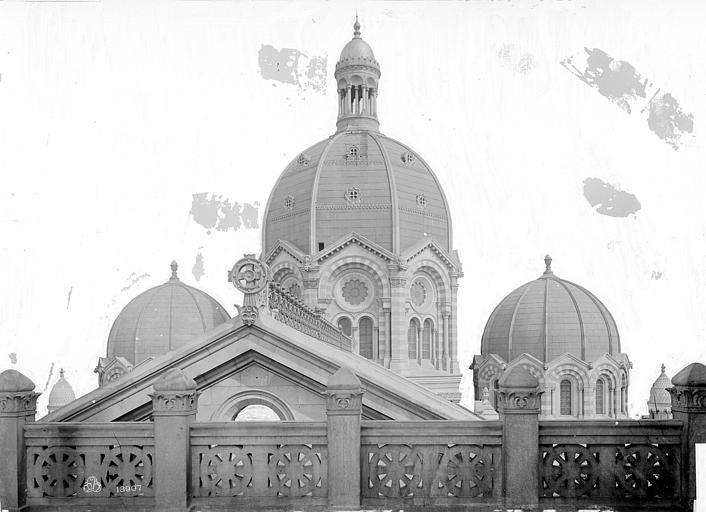 Cathédrale Sainte-Marie-Majeure Coupoles et balustrade, Mieusement, Médéric (photographe),