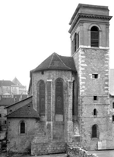 Cathédrale Saint-Pierre Abside et clocher, Mieusement, Médéric (photographe),