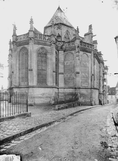 Eglise Abside, Service photographique,