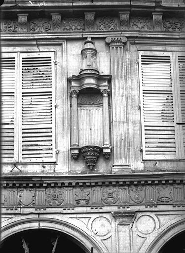 Maison natale de Jean-Baptiste de la Salle Niche, Verneau, G.,