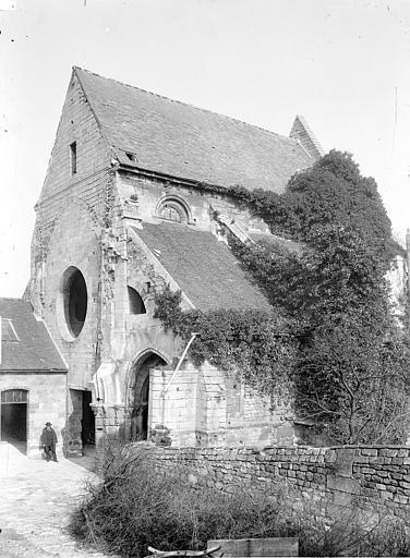 Chapelle Saint-Evremond Ensemble sud-ouest, Durand, Jean-Eugène (photographe),