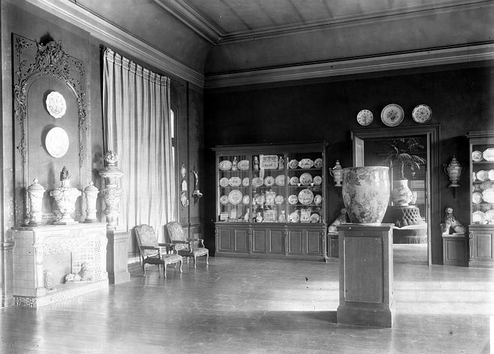 Musée Salle, Enlart, Camille (historien),