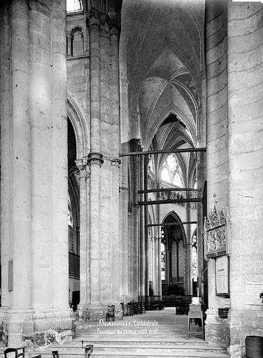 Cathédrale Saint-Pierre Vue intérieure du déambulatoire, Mieusement, Médéric (photographe),