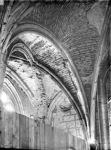 Eglise Saint-Etienne-le-Vieux (ancienne) Voûte du bas-côté, Durand, Jean-Eugène (photographe),