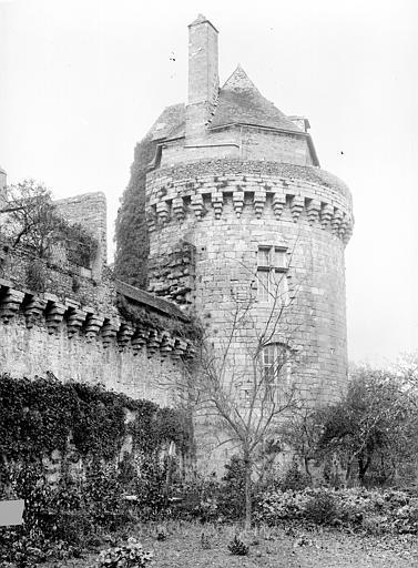Remparts Tour du Connétable, Durand, Jean-Eugène (photographe),
