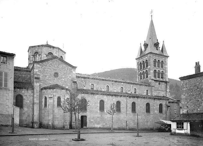Eglise Vue d'ensemble, Durand, Jean-Eugène (photographe),