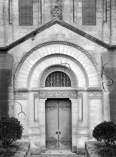 Cathédrale Saint-Pierre Portail de la façade nord, Mieusement, Médéric (photographe),