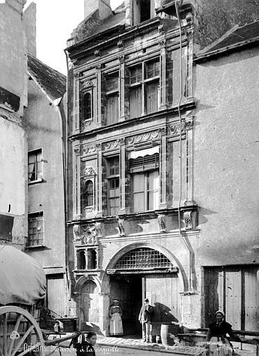 Maison de la Coquille Façade sur rue, Mieusement, Médéric (photographe),