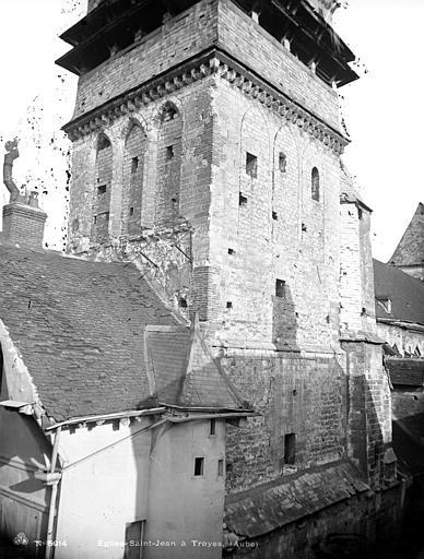 Eglise Saint-Jean , Lancelot, Gustave,