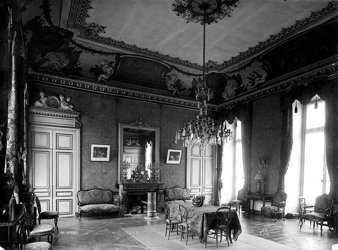Hôtel d'Aumont Intérieur, Durand, Eugène (photographe),
