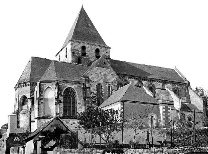 Eglise Saint-Denis Façade nord, Mieusement, Médéric (photographe),