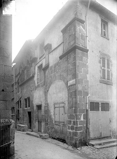 Hôtel de la Chantrerie Vue d'ensemble, Jarron (photographe),